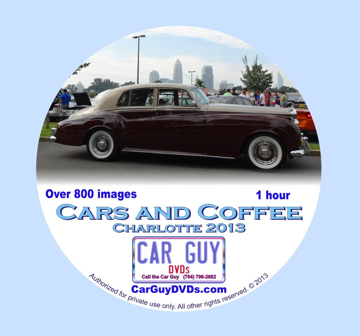 Cars and Coffee - Charlotte 2013