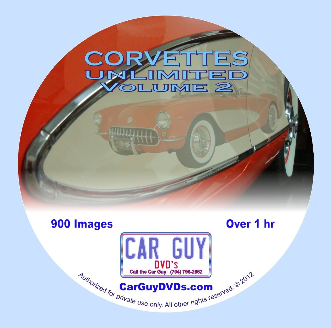 Corvettes Unlimited Volume 2
