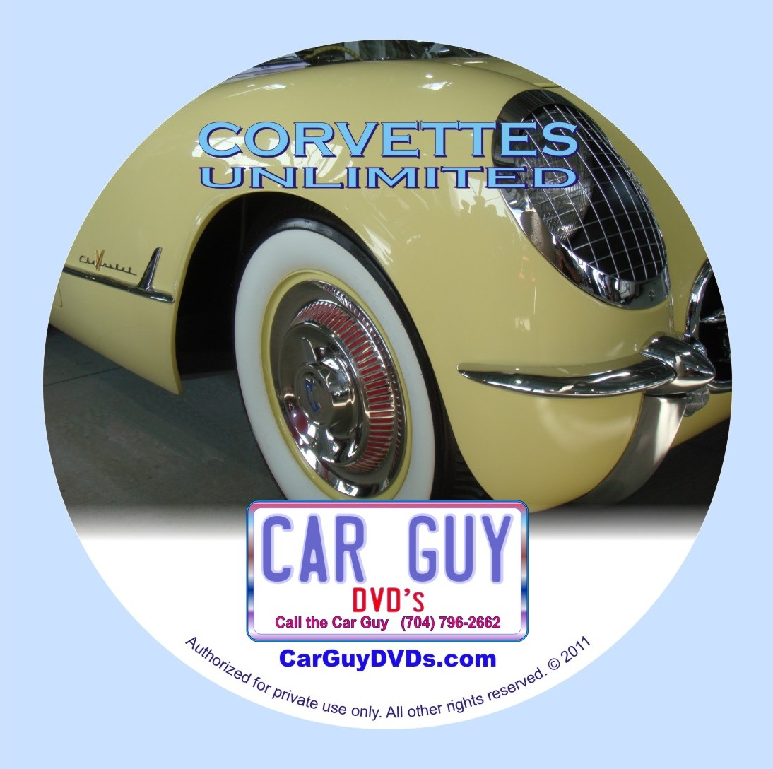 Corvettes Unlimited Volume 1