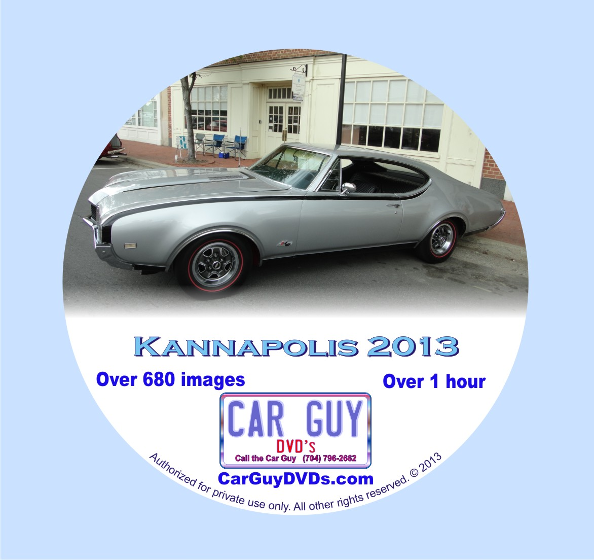 Kannapolis Cruise and Car Show 2013